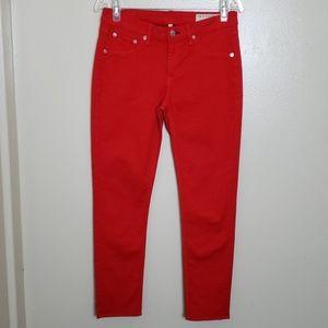 rag & bone capri jean